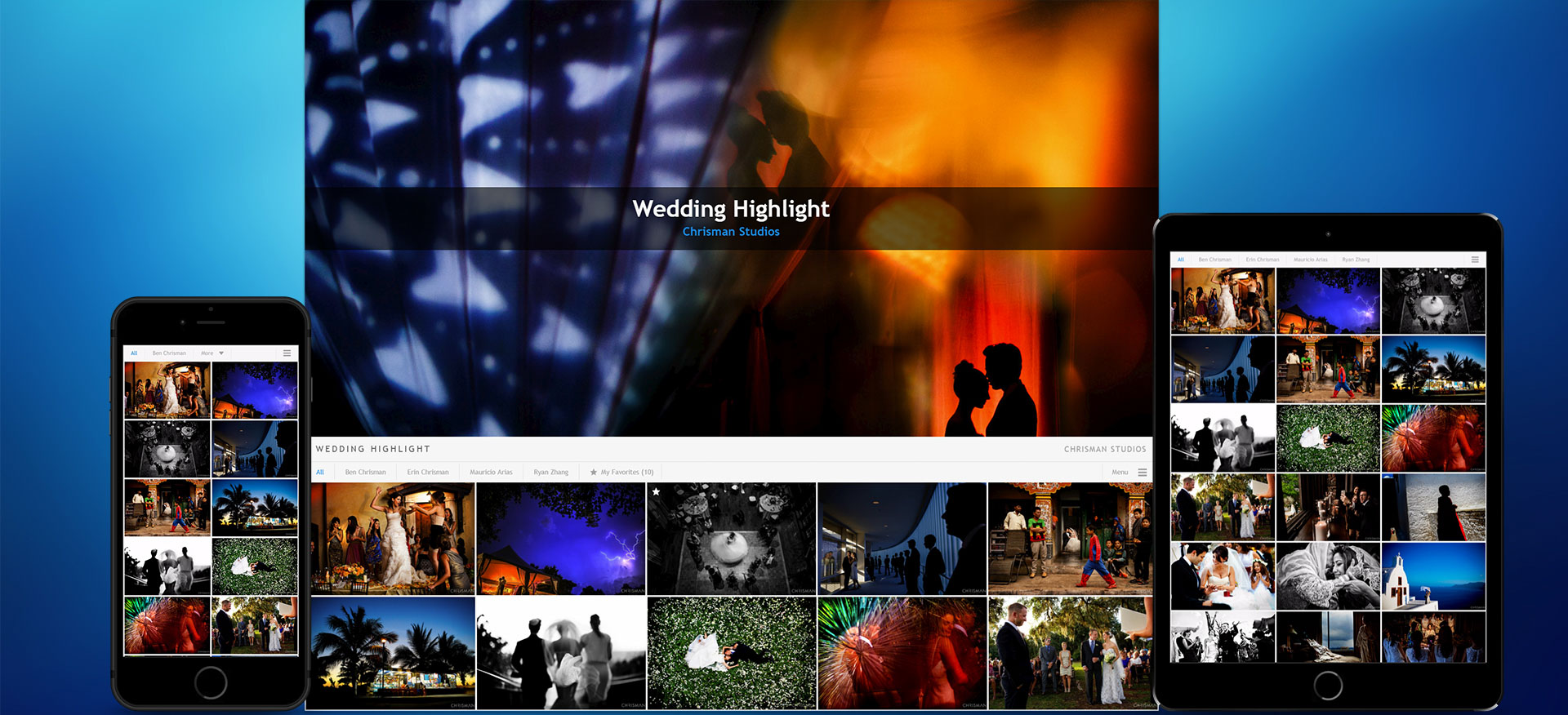 pixrit beautiful showcasing photography galleries and social media manager