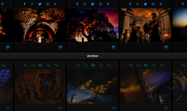 pixrit the ultimate social media manager and client gallery platform for photographers archive