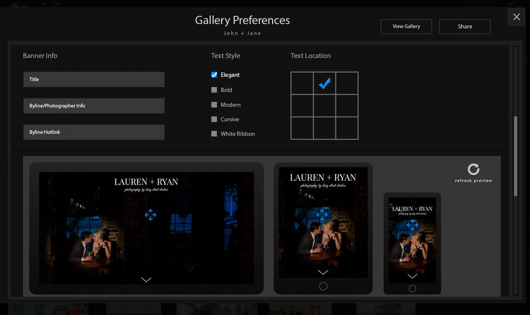 pixrit social media manager for visual content coming soon features advanced gallery banners